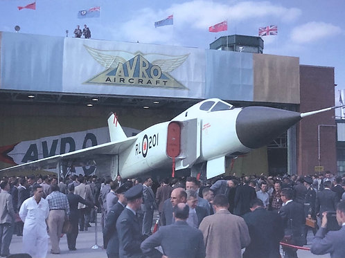 Avro Arrow Official Roll Out