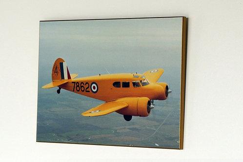 Cessna No. 7862 (Plaque)
