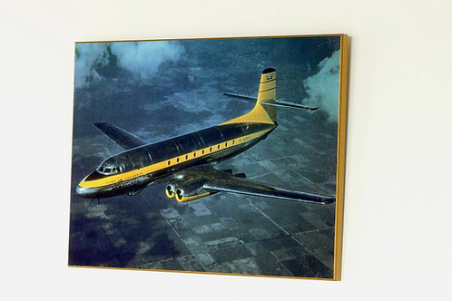 Avro Jetliner (Plaque)