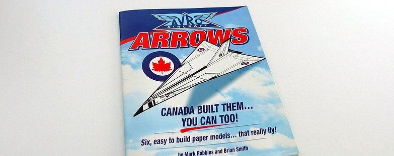 Avro Arrows Activity Book
