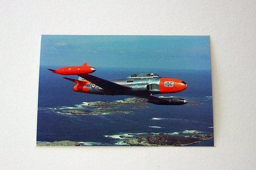 Lockheed T33 (25 postcards)