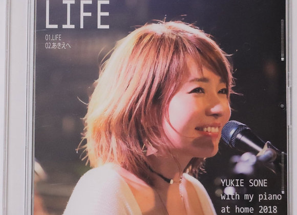 【自宅録音CD】LIFE