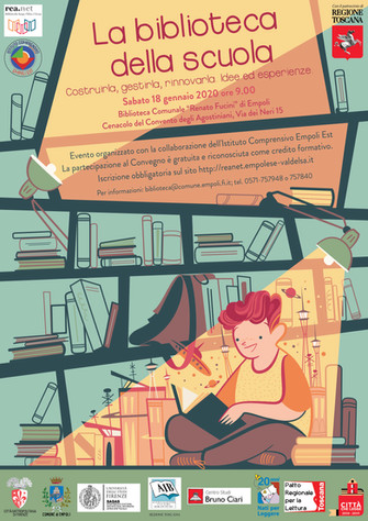 Reading N° 3, Bookcase and science fiction