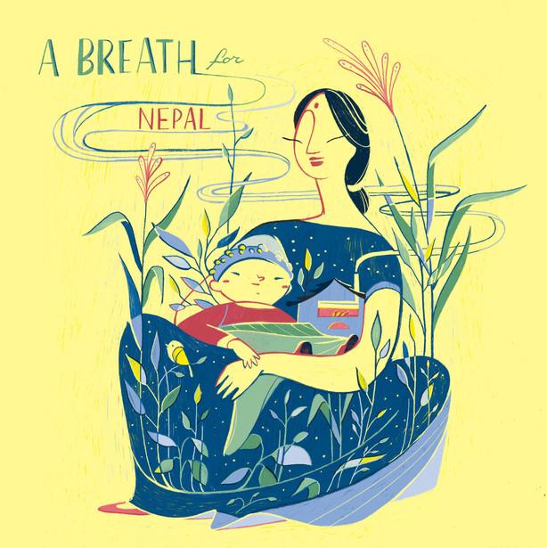A breath for N