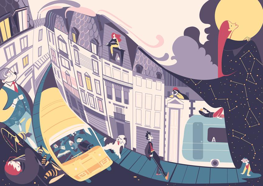 Malaussène by Daniel Pennac