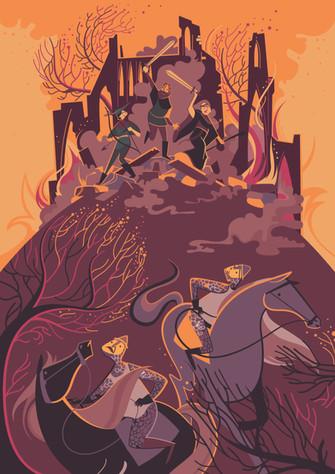 Robin Hood published by Eli La Spiga