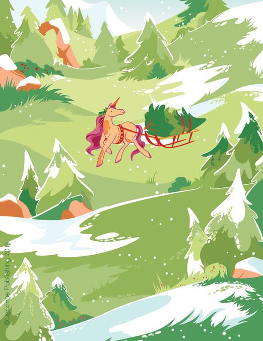 Camilla Garofano_rubdown unicorn_wreaths