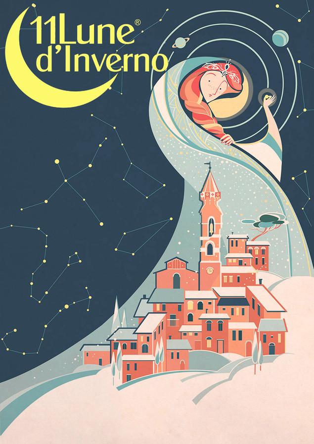 11 Lune d'Inverno