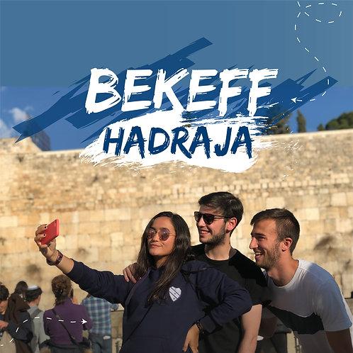 Bekeff Hadrajá