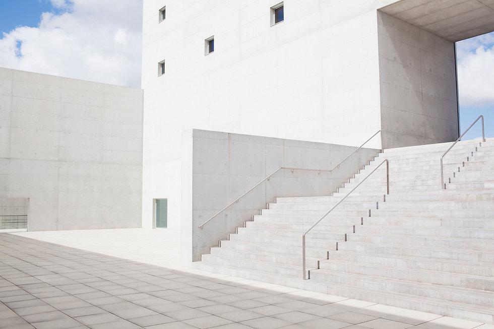 Minimalistic Treppen