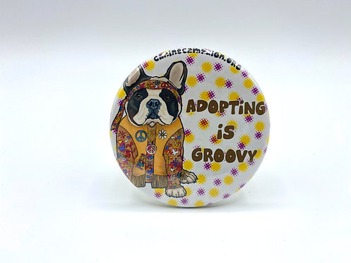 Adopting is Groovy (French Bulldog)