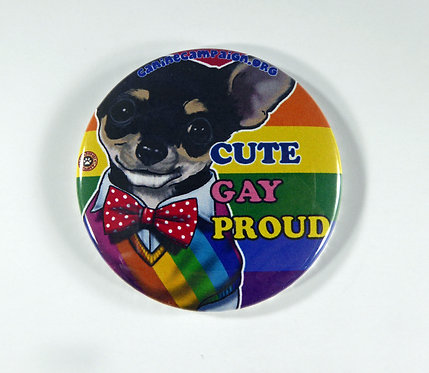 Cute, Gay, Proud