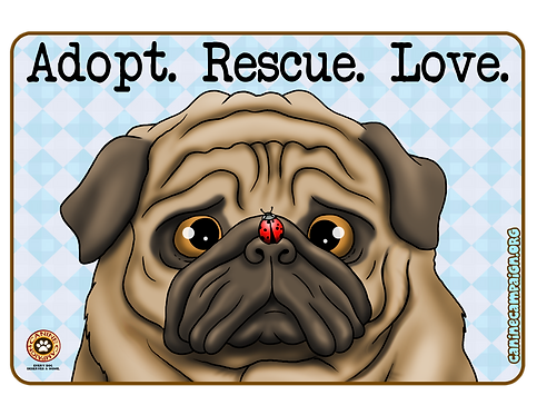 Adopt. Rescue. Love.