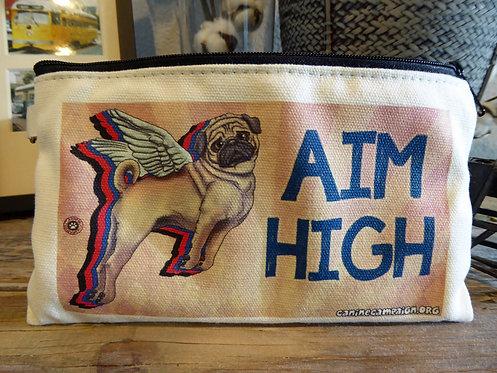 Aim High (7.5in x 4.5in)