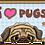 Thumbnail: I <3 Pugs (Peek-a-Boo)