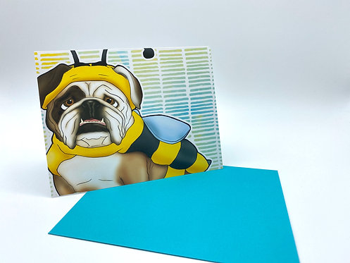 Bulldog Bee