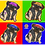 Thumbnail: Biker Pugs