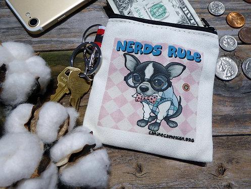 Nerds Rule - Chihuahua (4.5in x 4.5in)