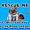 Thumbnail: Rescue Me (Astronaut Pug)