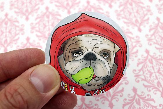 Baller (Round Sticker)
