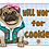 Thumbnail: Will Work for Cookies