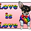 Thumbnail: Love is Love - Chihuahua
