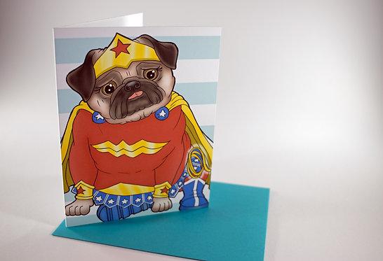 Wonder Pug