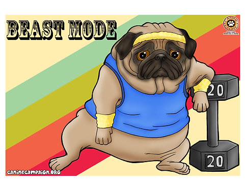 Beast Mode (Tote Bag)