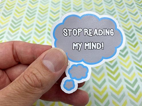 Reading My Mind
