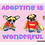 Thumbnail: Adopting is Wonderful
