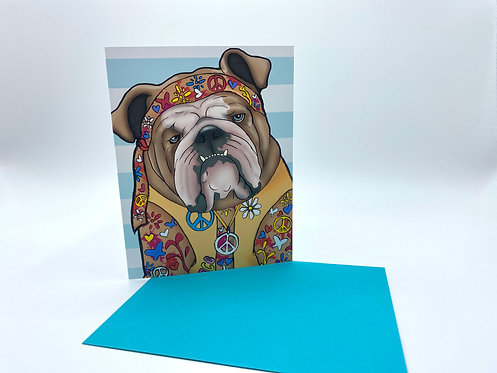 Hippie Bulldog