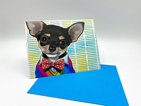 Chihuahua Bow Tie