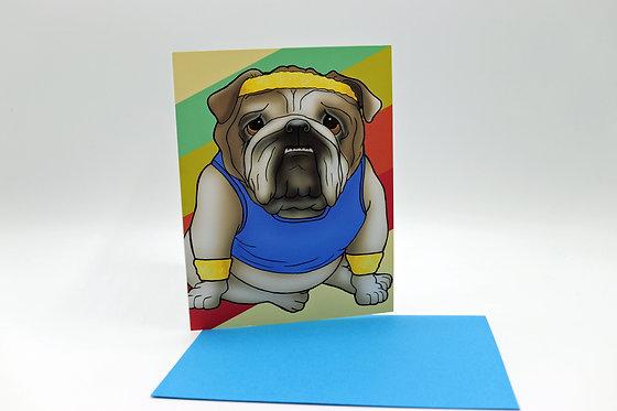 Workout Bulldog