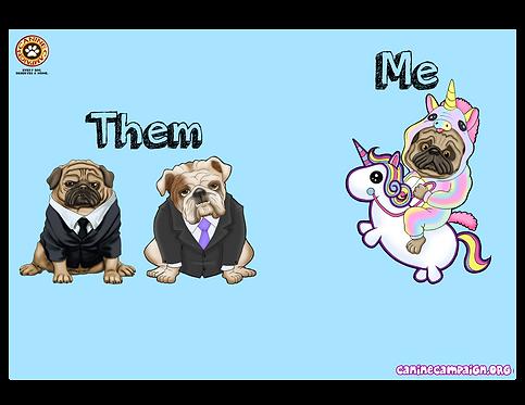 Them...Me