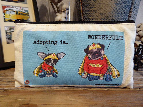 Adopting is Wonderful (7.5in x 4.5in)