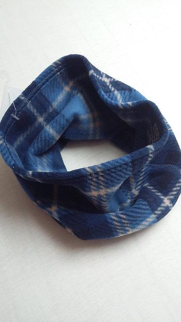 Nackenwärmer Blue Flannel