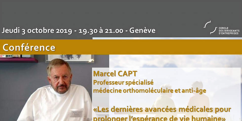 """""""Les dernières avancées médicales pour prolonger l'espérance de vie humaine"""""""