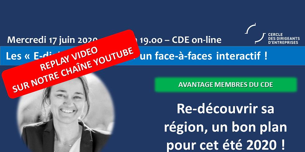 Face à Faces : Re-découvrir sa région, un bon plan pour cet été 2020 !