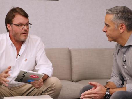 Arnaud Grobet (E-makina) -  David Markus (Head of FB Messenger) : Réussites genevoises
