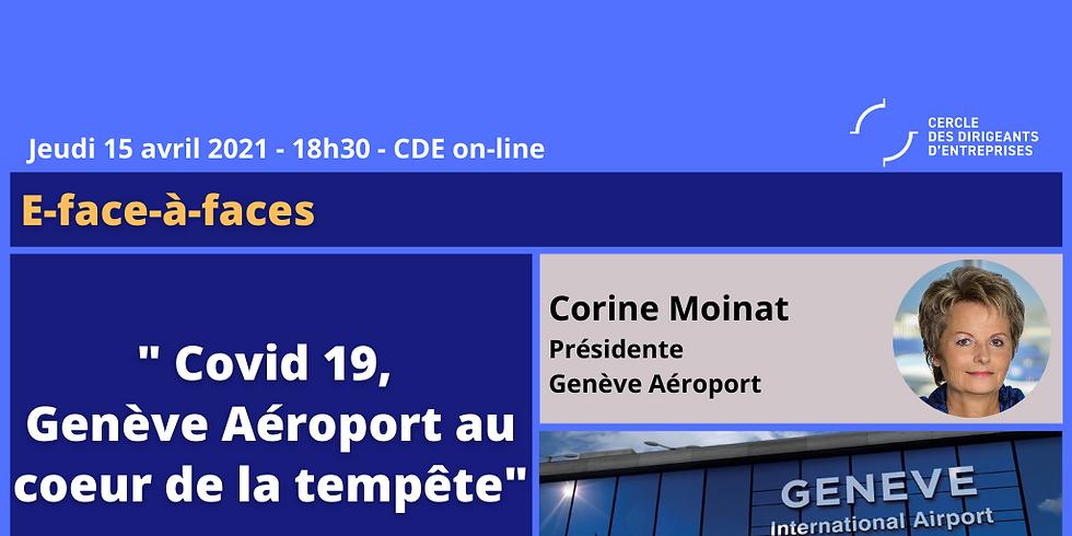 """""""COVID 19 - Genève Aéroport au coeur de la tempête"""""""