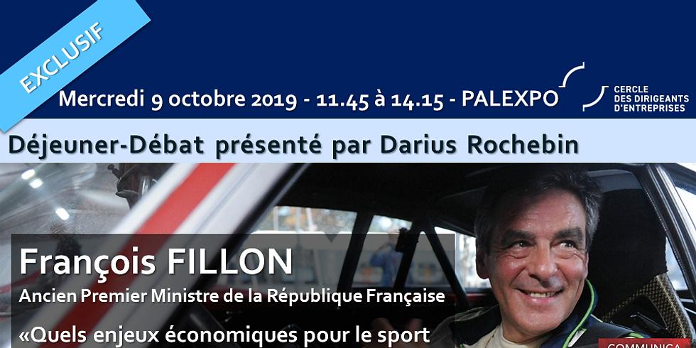 DEJEUNER - DEBAT avec François FILLON