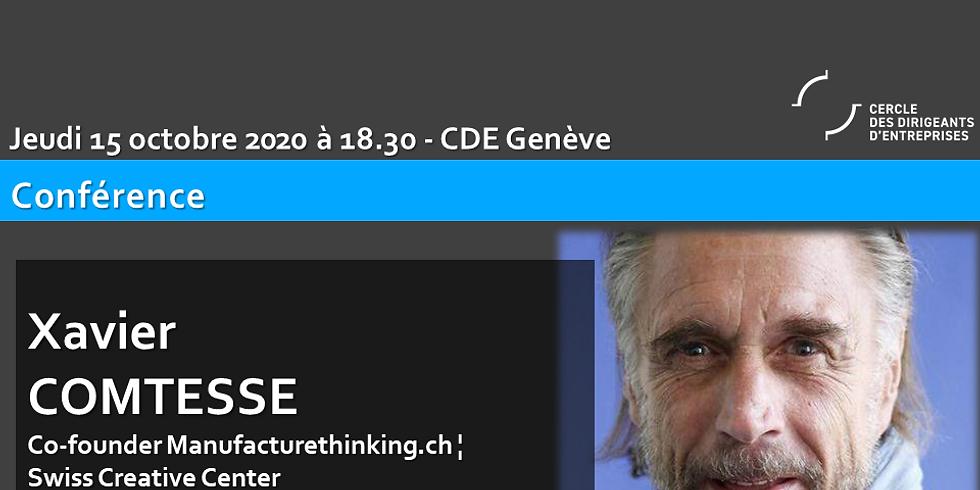 """Xavier COMTESSE : """"Résilience et Innovation"""""""