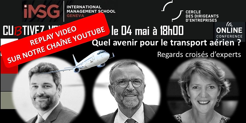 Débat d'ID - Quel avenir pour le transport aérien ?