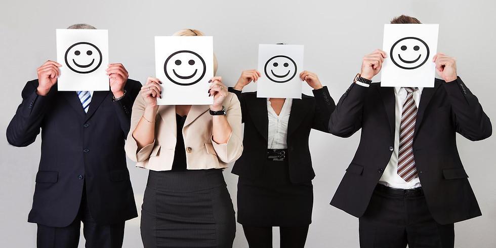 """Conférence """"Le Bonheur au ET dans le travail"""" & Soirée """"Esprit d'Entreprendre"""""""