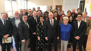 Rencontre avec le Directeur Général de la FER Genève