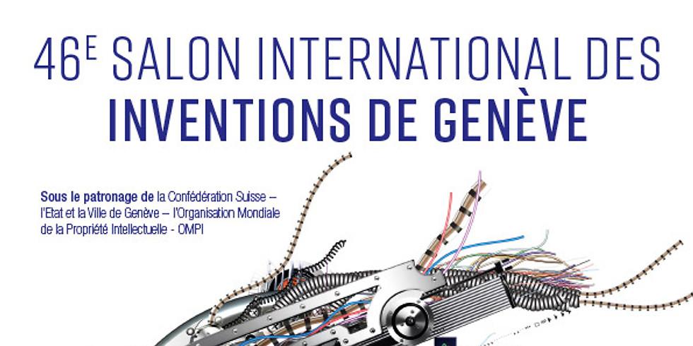 """Salon International des Inventions - Prix """"Esprit d'Entreprendre"""" remis par le Cercle des Dirigeants"""