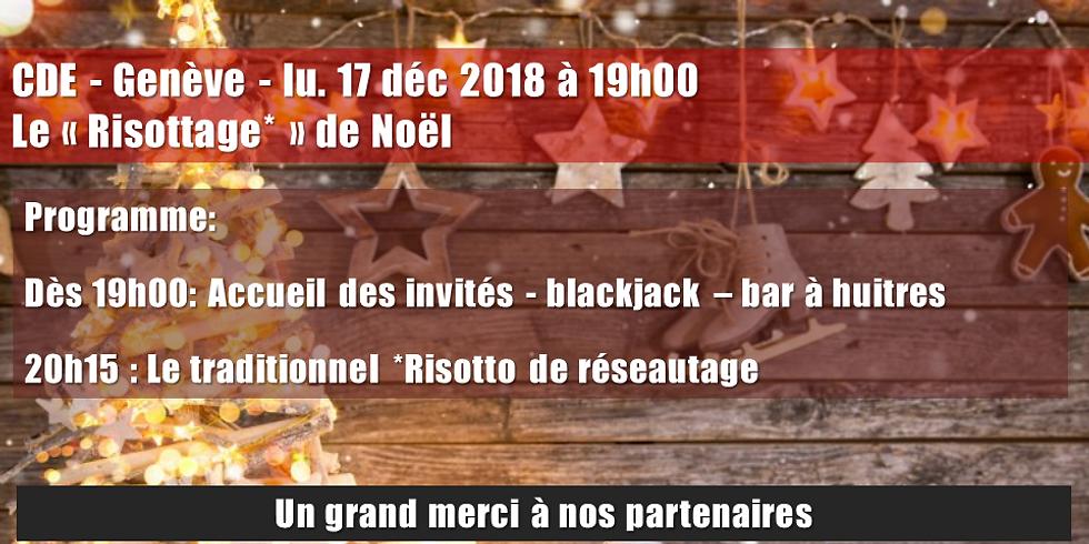 """""""Risottage*"""" de Noël 2018"""