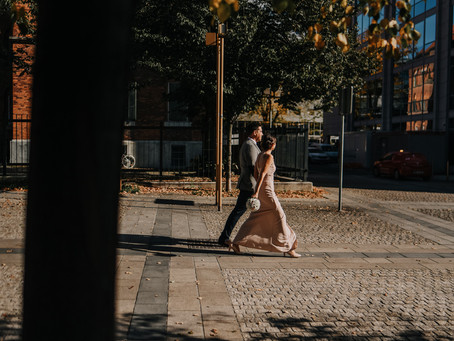 Čudovita poroka v Mariboru