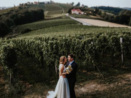 Poroka na prleških gričkih