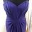 Thumbnail: SALE - Sorella Vita Bridesmaid/Formal Dress 8614 Purple Size 16UK